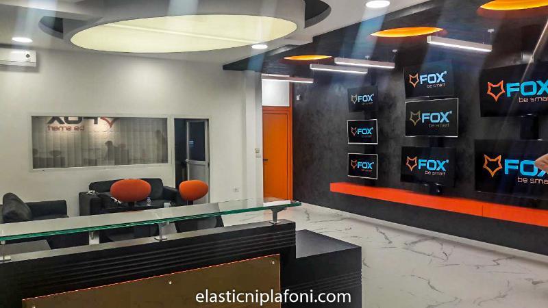 Elastični plafoni - FOX Electronics