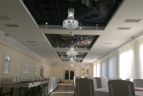 Elastični plafoni - Hotel Srem - svečana sala