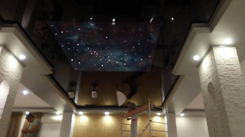 Elastični plafoni - Perla Event Hall Beograd