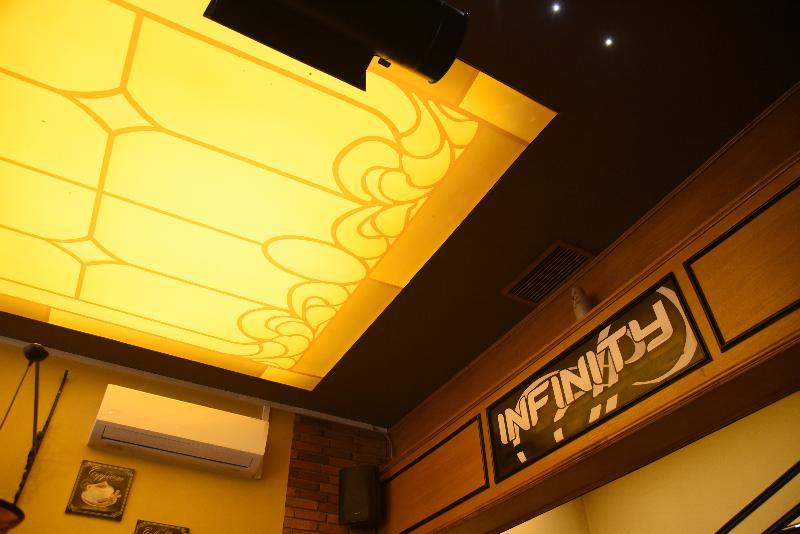 Elastični plafoni - Caffe Infinity, Zvornik