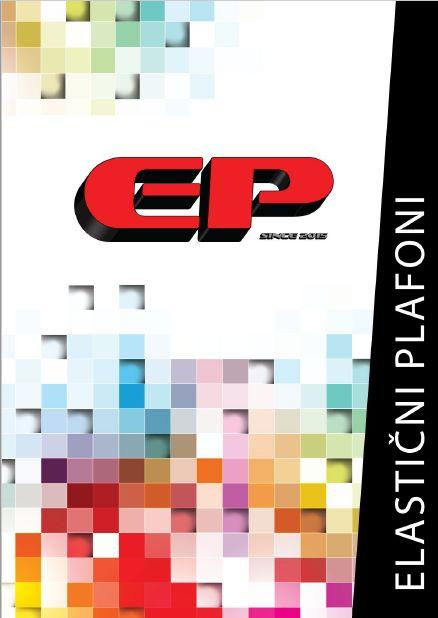 Elastični plafoni - Katalog